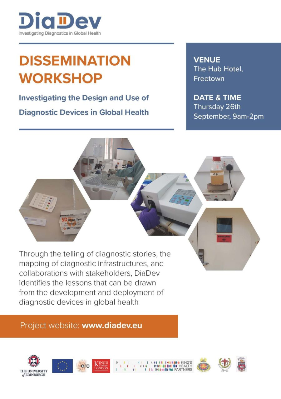 Diadev Workshop 26 09 19