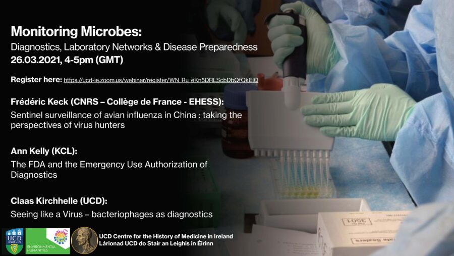 Promotion Monitoring Microbes